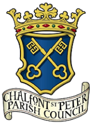 Chalfont St Peter Parish Council - logo footer