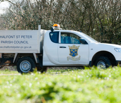 Csp Parish Council Van