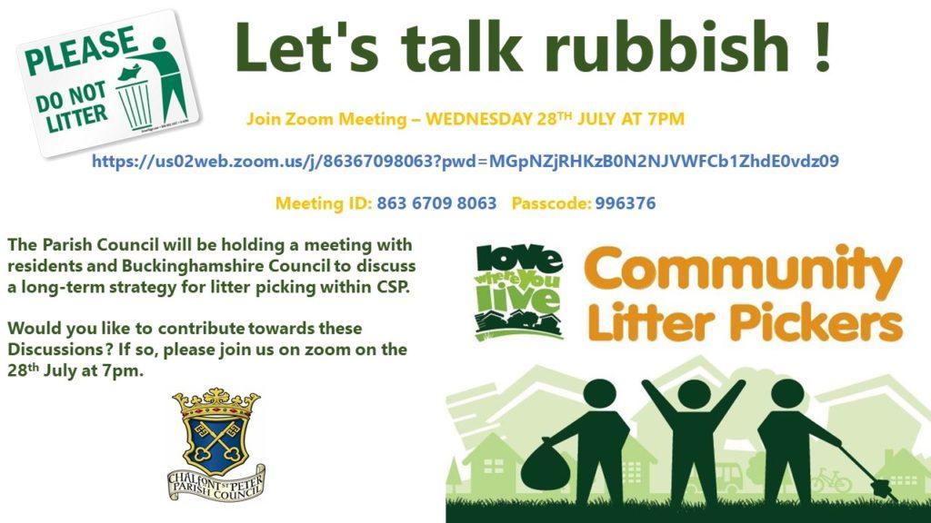 Litter Picking Poster (v3)